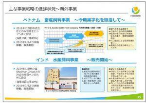 主な事業戦略の進捗状況~海外事業