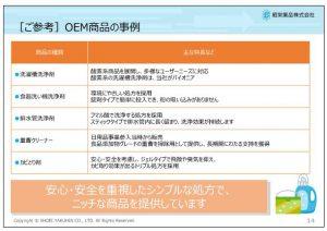 昭栄薬品OEM商品の事例